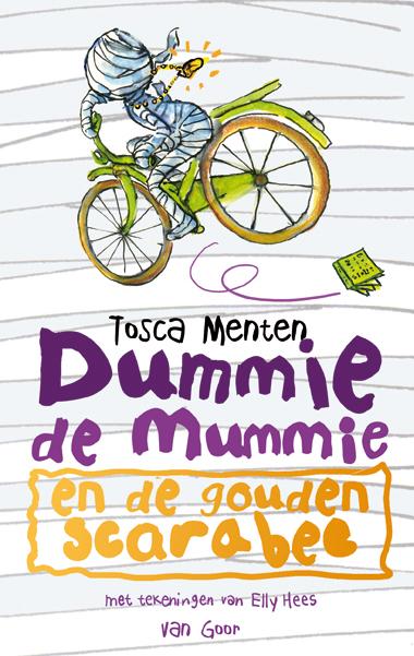 Boekbespreking Over Dummie De Mummie En De Dans Van De Cobra Tosca