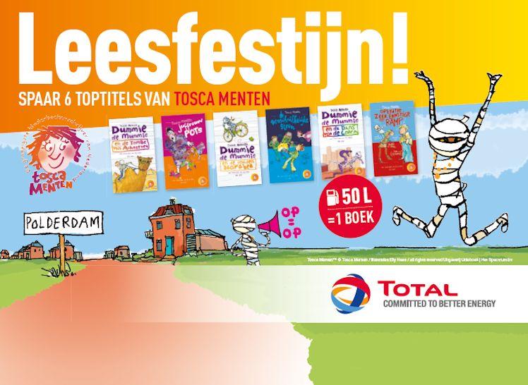 Total leesfestijn 2015
