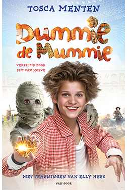Dummie de Mummie filmversie