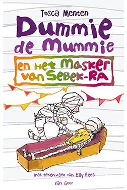 Dummie de Mummie en de gouden scarabee