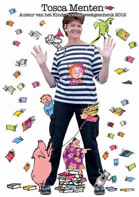 Auteur kinderboekenweekgeschenk 2012